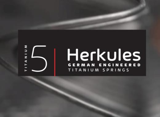Herkules 5 Zoned Titanium Alloy Spring System