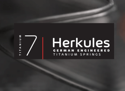 Herkules 7 Zoned Titanium Alloy Spring System
