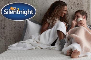 UK's #1 mattress brand.  It's quality. It's trust. It's Silentnight.
